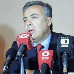 Cornejo impondría hoy su reforma electoral