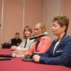 II Asamblea por la Equidad : La Vicegobernadora Montero dio las conclusiones en San Rafael