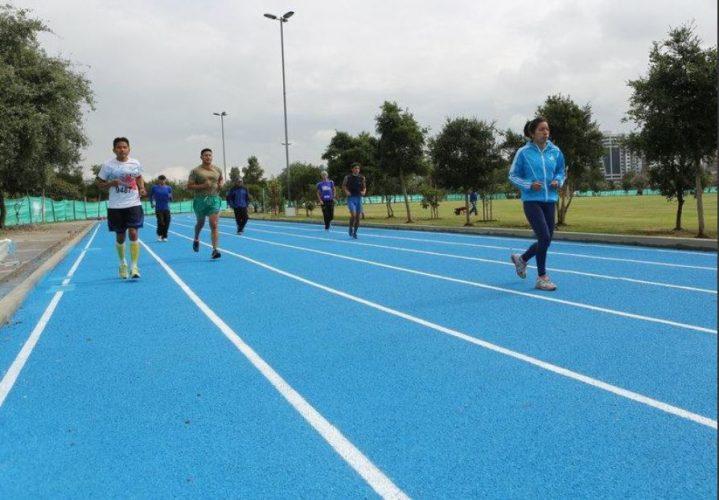 Se licitó la nueva pista de atletismo del Poli 1
