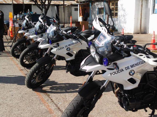 Entregaron nuevo equipamiento policial