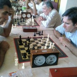 Ajedrez: Torneo de la liga Alvearense de adultos