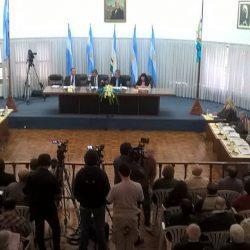 Fallida inauguración de Sesiones Ordinarias sin la presencia del radicalismo