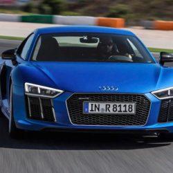 LLegó el nuevo Audi que anda a 330 km/h