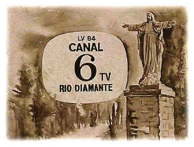 Canal Seis cumple 53 años en el Sur mendocino