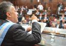 El lunes se realizará la Asamblea de Apertura del período ordinario de sesiones