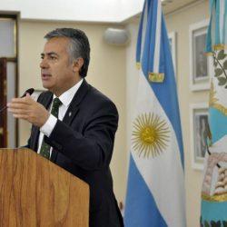 Cornejo presentó proyecto para terminar con la industria del juicio laboral en Mendoza