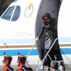 Más de 11 mil personas piden que Cristina no viaje a Europa