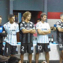 Deportivo Argentino presentó su indumentaria 2017