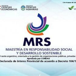 Nueva Maestría en RSE y Desarrollo Sostenible en la UNCuyo