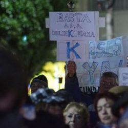 Marcharon en Santa Cruz contra el gobierno de Alicia Kirchner