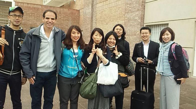 Operadores turísticos de Japón recorrieron Mendoza