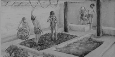 Pequeños bodegueros de la época dorada de San Rafael