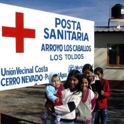 Salud en Punta del Agua y Bº Nihuil