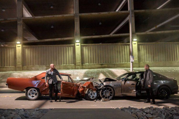 Rápidos y Furiosos: la saga de cine que más autos destruyó