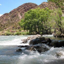 El Atuel no tendrá agua en Semana Santa