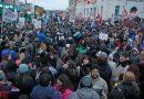 Santa Cruz: Más de 8 mil personas repudiaron al gobierno en las calles