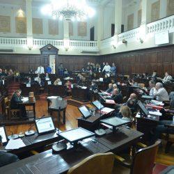 El Senado aprobó la reforma electoral de Cornejo