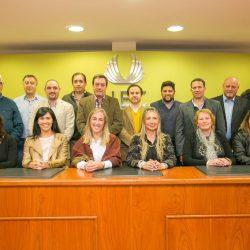 La UEC renovó la Comisión Directiva