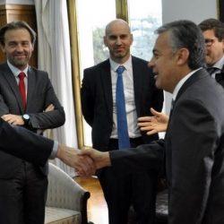 Empresarios franceses interesados en invertir en Mendoza
