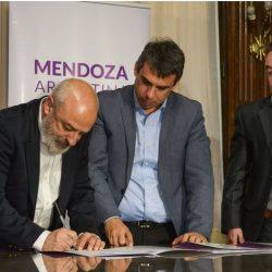 Mendoza y Rosario firmaron un convenio de colaboración turística