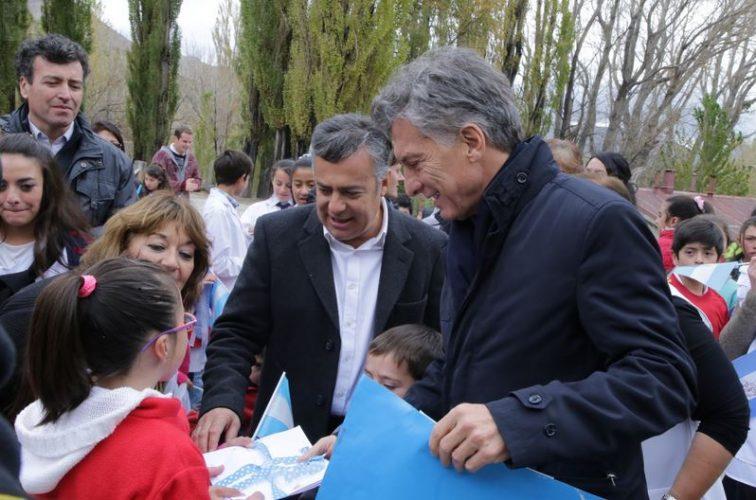 El Presidente Macri visitó Malargüe