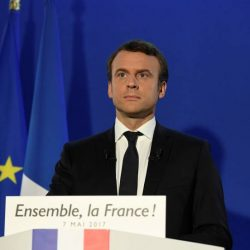 Macron es nuevo Presidente de Francia