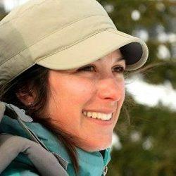 Sanrafaelina aguarda su evacuación en Canadá