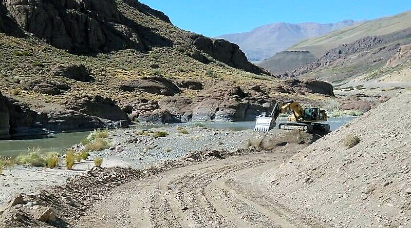 Portezuelo del Viento generará en Mendoza 5.000 empleos