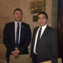 """Diputado Villegas pidió presentarse como """"amicus curiae"""" en el juicio por el Atuel"""