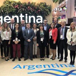Mendoza asistió a Feria de Turismo de Negocios en Frankfurt