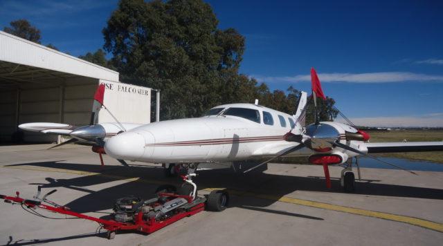 AEMSA: la nueva empresa estatal de servicios aeronáuticos