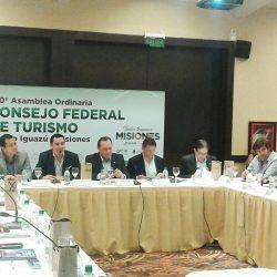 La asamblea 140 del Consejo Federal de Turismo sesionó en Puerto Iguazú