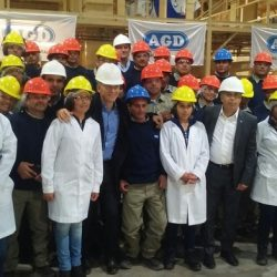 Culminó su visita a Mendoza el Presidente de la Nación