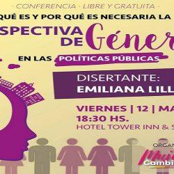 """""""Perspectiva de Género en las Políticas Públicas"""""""