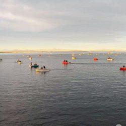 Exitoso Concurso de Pesca del Pejerrey  en El Nihuil