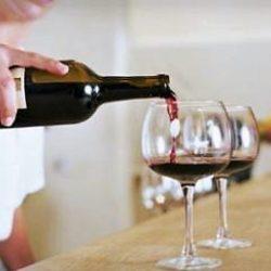 ¿A que temperatura bebés el vino?