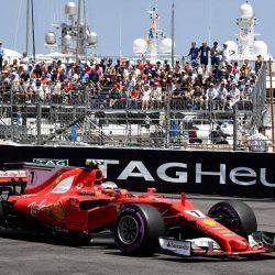 Vettel ganó el Gran Premio de Mónaco