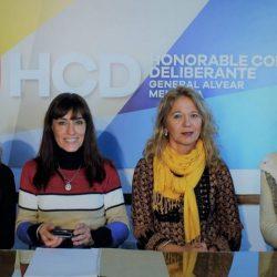 El HCD presentó su Comisión de Género y Equidad