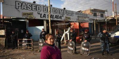 La FEM respalda los operativos realizados en La Salada
