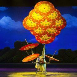 Llega a Mendoza el Circo Imperial de China