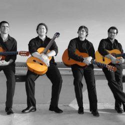 El cuarteto de guitarras ECOS viaja a Cuba