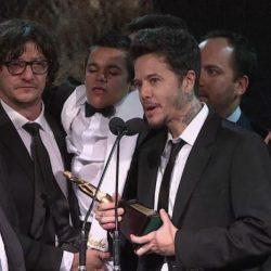 Todos los ganadores de los Martín Fierro 2017