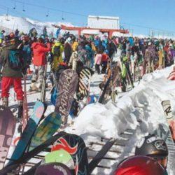 ¿Cuánto costará esquiar? Las Leñas $1270 el diario en alta, Penitentes $750