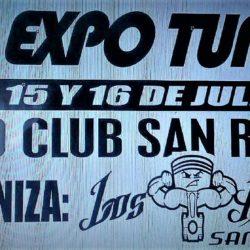 1º Expo Tuning solidaria de San Rafael