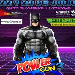 Power Con: gran convención de comics y animé