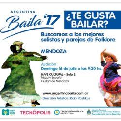 Llega a Mendoza Argentina Baila