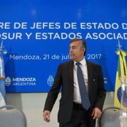 """""""En Mendoza se sentaron las bases para un acuerdo entre Mercosur y la Alianza del Pacífico"""""""