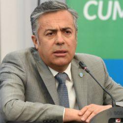 """Cornejo: """"Mendoza es un nexo estratégico entre Mercosur y Alianza del Pacífico"""""""