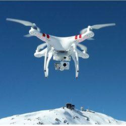 La OACI quiere armonizar normas del uso de drones a nivel mundial