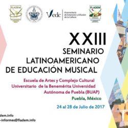 Arranca el XXIII Seminario Latinoamericano de Educación Musical en México